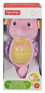 Fisher-Price Schlummer- und Leucht-Seepferdchen (pink). DGH83
