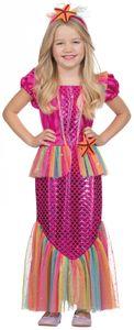 Kleine Meerjungfrau Kleid, Größe:128