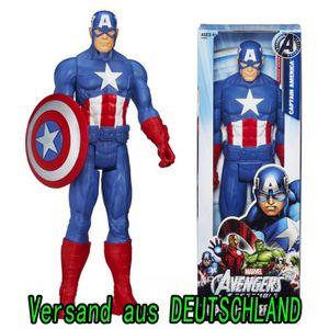 Actionfigur  - 29cm The Avengers Marvel Action Figur Figuren Spielzeug Spiderman Captain America  Superheld Figuren Actionfigur Spielzeugen Geschenk Spielwaren