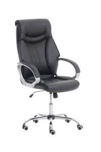 Bürostuhl CP228, Bürosessel Drehstuhl  schwarz
