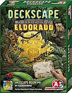Abacusspiele Deckscape  Das Geheimnis von Eldorado