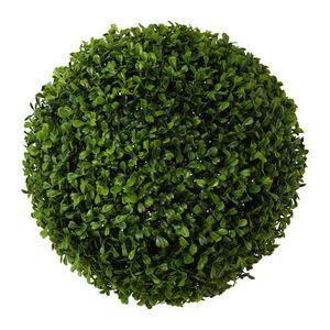Buchsbaumkugel Kunstpflanze 18 cm
