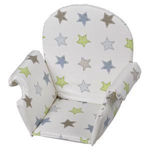 Sitzverkleinerer de Luxe für Traveller, Nico und Mucki : Stern Nachbildung: Stern