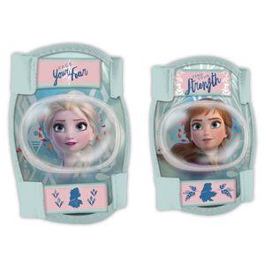 Disney schutzset Frozen4-teilig Mädchen hellblau Größe S