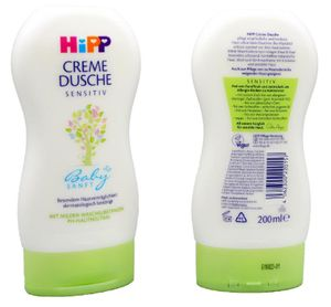 HiPP Babysanft Creme Dusche, VE 200ml