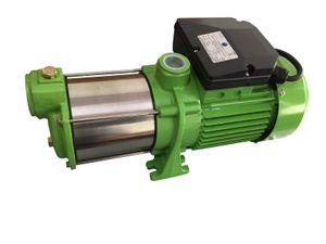CHM GmbH® Kreiselpumpe Edelstahl 1,5 KW, 10200 L/h und 6,5 Bar Druck