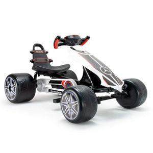 Injusa 4122 GO Kart Mercedes Rutschfahrzeug Kinderfahrzeug Auto Rutscher 89x60