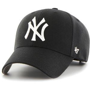 47 Brand MVP17 Adjustable Cap NY YANKEES Schwarz