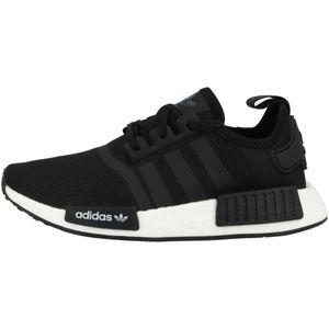 adidas Originals NMD_R1 Kinder Sneaker Schwarz/Weiß (FW0431) Größe: 38,6666666666667