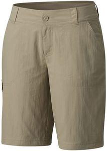 COLUMBIA East Ridge II Shorts Beige - Damen, Größe:L