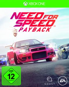 Need for Speed Payback - Konsole XBox One