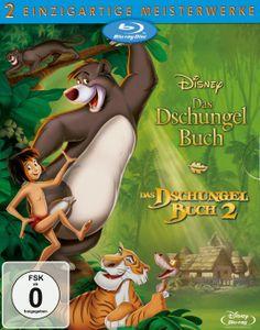 Disney's - Das Dschungelbuch 1+2