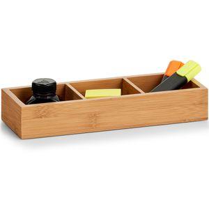 Zeller Ordnungsbox Bamboo