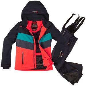 Skianzug Kinder 2 tlg. Skijacke + Skihose Gr. 128 – killtec - 128