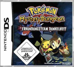 Pokemon Mystery Dungeon:  Erkundungsteam Dunkel