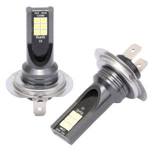 2 Stück H7 3030 12 LED-Beleuchtung