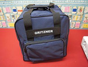 Overlocktasche Tragetasche für Overlock Gritzner 788