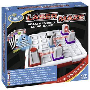 Ravensburger 76340 - ThinkFun®, Laser Maze, Logik-Spiel 4005556763405