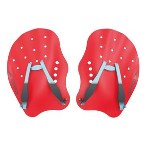 Speedo Tech Paddle Lava Red/Chill Blue/Grey L