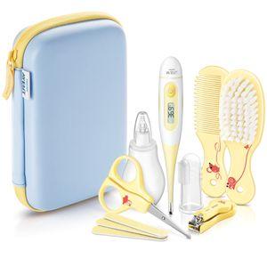 Avent Babypflege-Set 11 teilig inkl. Aufbewahrungstasche