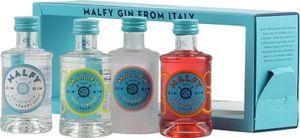 Malfy Minis 4x0,05l, alc. 41 Vol.-%, Gin Italien