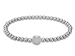LIEBESKIND LJ-0029-B-17 Damen Armband Edelstahl Silber 17 cm