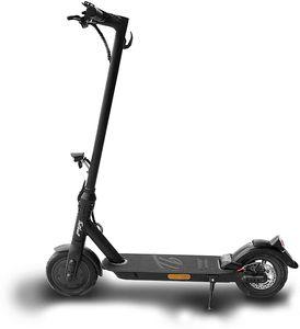 """Trittbrett E-Scooter """"Kalle"""" (+ABE) schwarz max. 20 km/h 3 Bremsen inkl. Handyhalterung"""