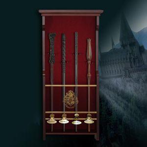 Noble Collection Harry Potter Wandhalterung für 4 Zauberstäbe NOB8040
