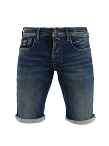 M.O.D Herren Jeans Shorts kurze Hose Sommer destroyed Look Thomas Shorts SP21-1014 Caledon Blue Jogg -3184 36