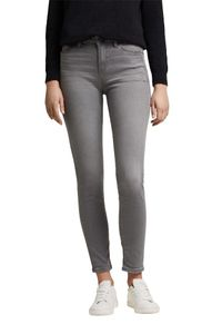 Esprit Jogger Jeans EEB in Grau, Größe
