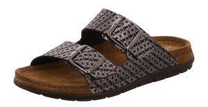 Rohde 5862 Rodigo Damen Schuhe Pantoletten Clogs, Größe:38 EU, Farbe:Schwarz