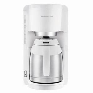 Rowenta CT 3811 Kaffeeautomat weiß/edelstahl
