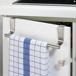 Handtuchhalter Edelstahl Länge ca. 23,5 cm