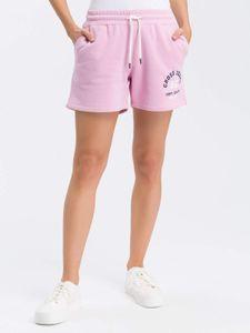 Cross Jeans Damen Kurze Hose Shorts 80051-203-Shorts Light Pink L