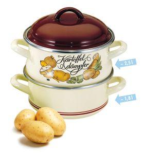 Meine Küche Kartoffeldämpfer 18cm