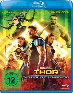 Thor: Tag der Entscheidung [Blu-ray] (Erscheinungsdatum: 15.03.2018)