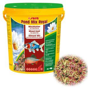 sera Pond Mix Royal Nature 21 l / 3,5 kg