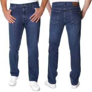 Stanley Jeans Herren Jeans Hose in Blau 405-047 W36 - 104 cm L32