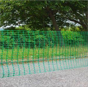 Schutznetz / Baunetz 30 x 1 m grün Schutzzaun / Bauzaun