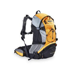AspenSport - Trekking-Rucksack | MILWAUKEE 40 Liter | Orange - 52 x 35 x 22 cm