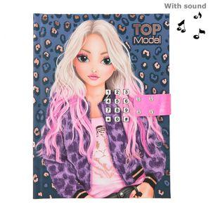 Depesche 11327 TOPModel Tagebuch mit Geheimcode & Sound LEO LOVE Jiene