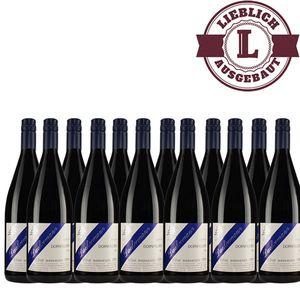 Rotwein Rheinhessen Dornfelder Weingut Dackermann mild (12 x 1,0 l)