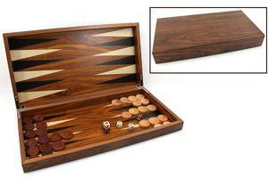 Philos 1143 - Backgammon Skeloudi, große Kassette mit Magnetverschluss 4014156011434