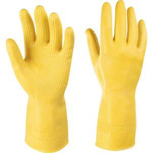 10 Paar KCL Naturlatex Arbeitshandschuhe Gr. 10 Handschuh Handschuhe Latex Gummi