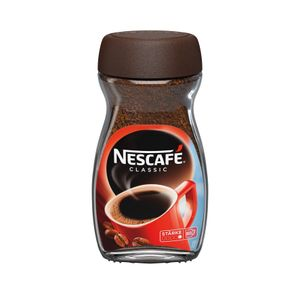 Nescafé Classic | löslicher Kaffee | 200-g-Glas