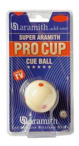 Winsport Pool-Spielball Super Aramith Pro Cup - 57,2 mm