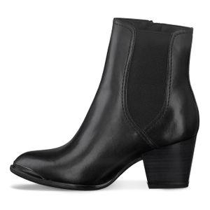 Tamaris Damen Leder Chelsea Boots 1-25829-33-001 black Gr.38