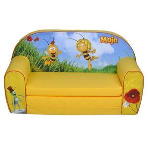 Knorrtoys Kindersofa Kindersessel Sessel Sofa Biene Maja