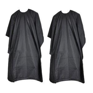 2-teiliges Friseurkleid