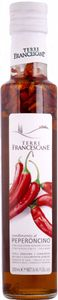 Terre Francescane - Chili-Öl - Extra Natives Olivenöl mit Chili (250 ml)